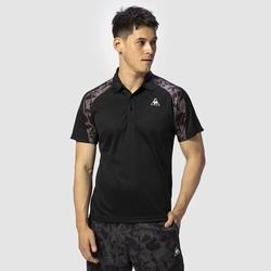 le coq sportif (ルコックスポルティフ)・サンスクリーン半袖ポロシャツ(20SS)