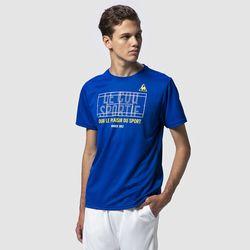 le coq sportif (ルコックスポルティフ)・半袖シャツ