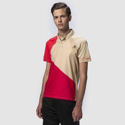 le coq sportif (ルコックスポルティフ)・半袖ポロシャツ