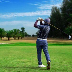 ウエア 冬 ゴルフ