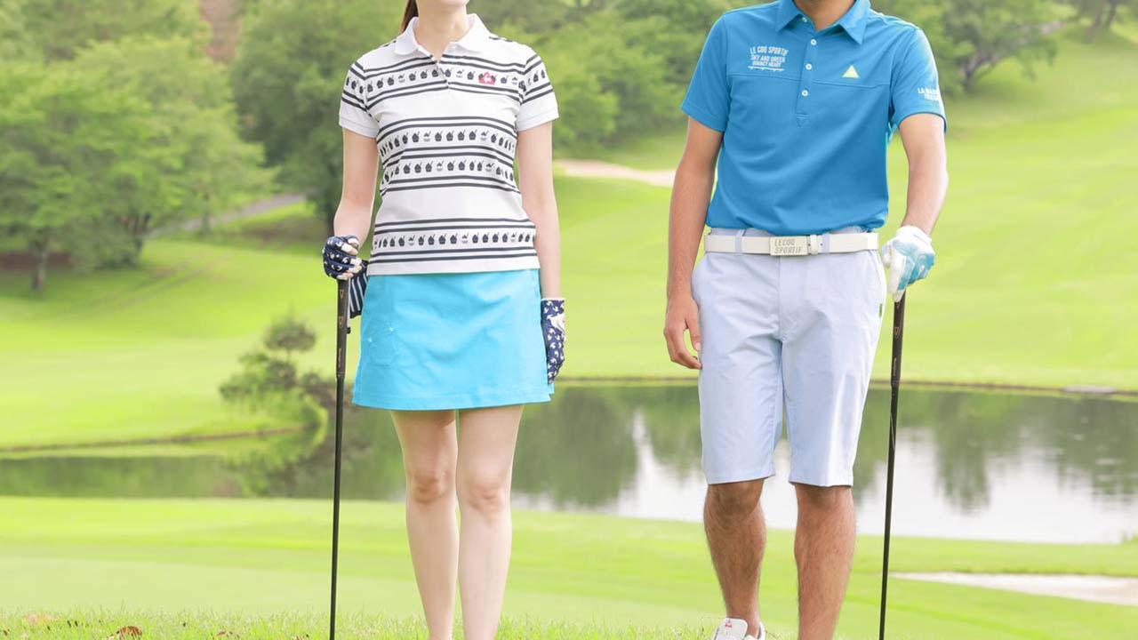 ウェア ゴルフ