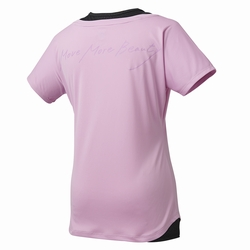 DESCENTE(デサント)・フェイクレイヤード半袖Tシャツ