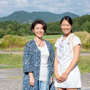 トップアスリート日比野菜緒選手の母に聞く「テニスと子育て」。プロか進学か、悩んだ娘が日本を代表するプレイヤーになるまで