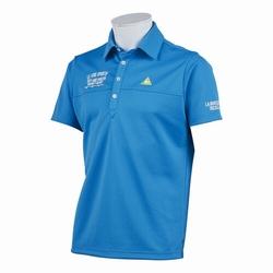 le coq sportif GOLF (ルコックゴルフ)・クーリストフェスグラフィック半袖シャツ