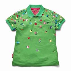 le coq sportif GOLF (ルコックゴルフ)・ サンスクリーンフェスプリント半袖シャツ