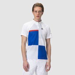 le coq sportif (ルコックスポルティフ)・半袖ゲームポロシャツ