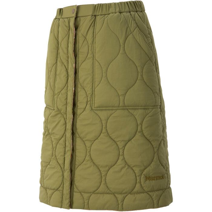 ウィメンズリバーシブルパディングスカート