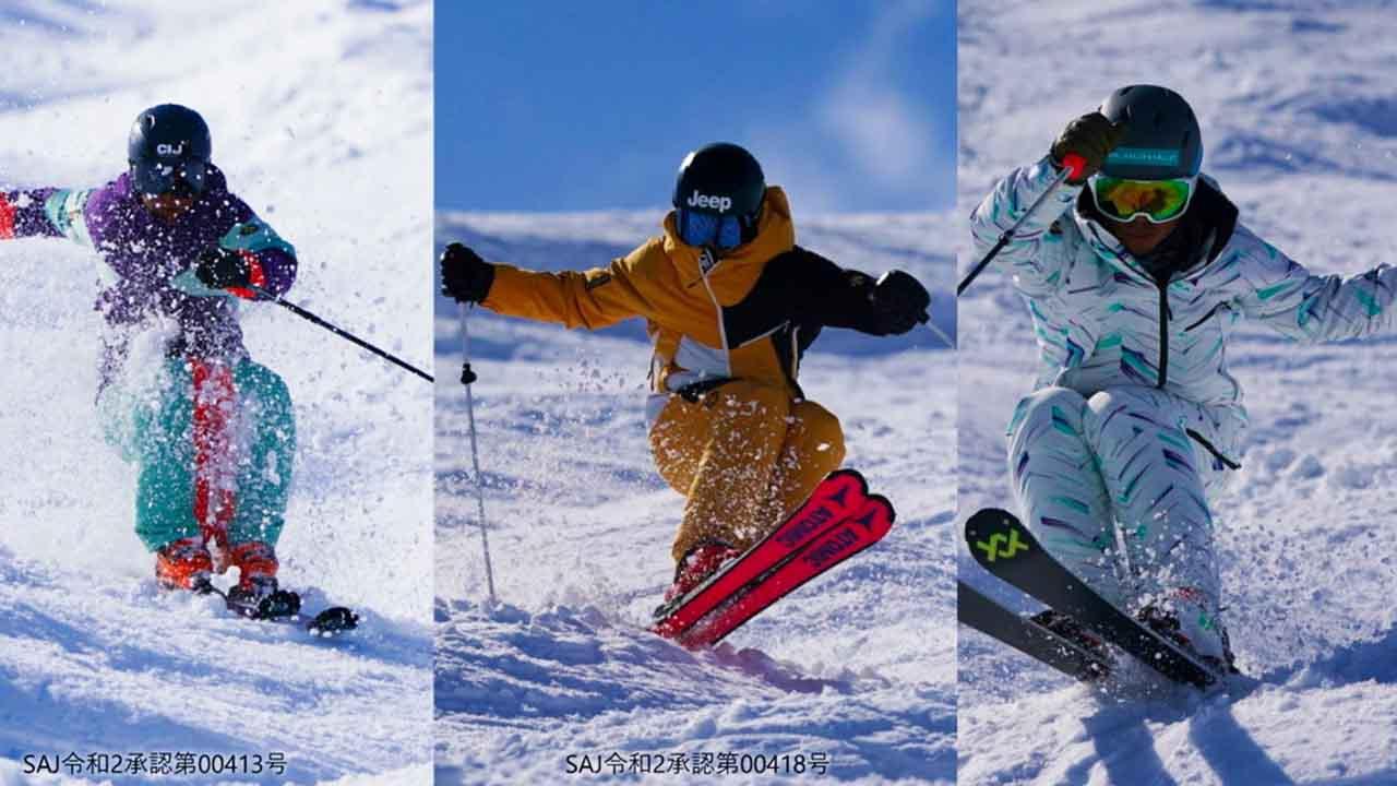 スキー ウェア デサント