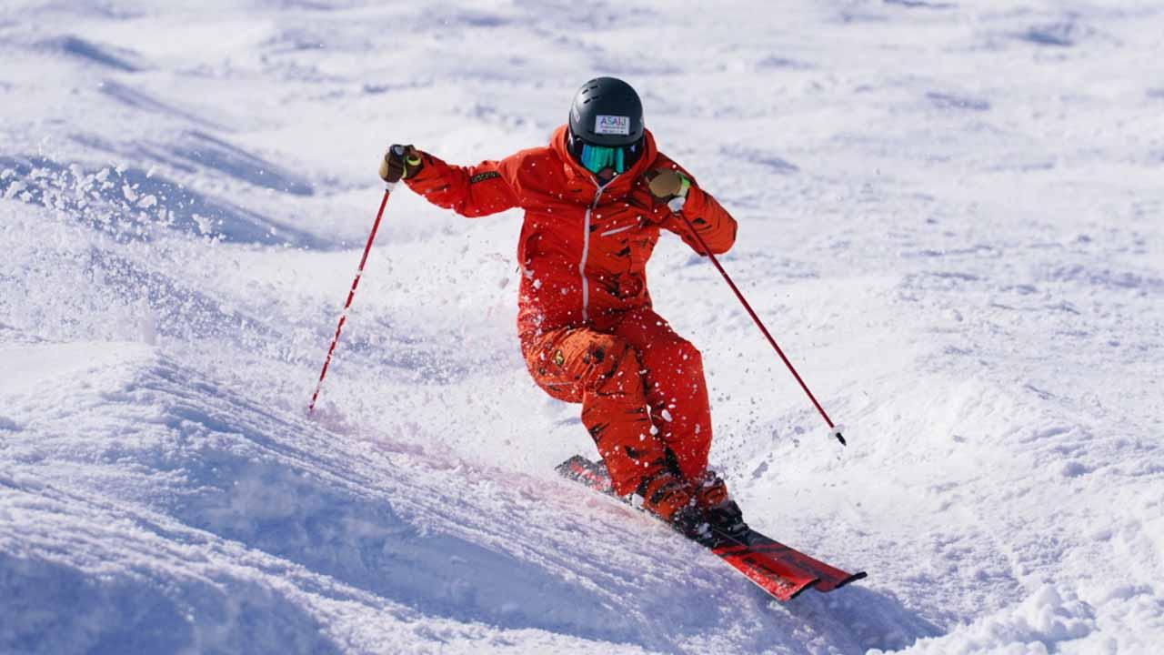 デサント スキー スキーヤー片岡嵩弥選手インタビュー アイキャッチ