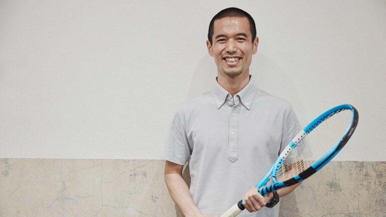 「俺、昔は運動神経よかったんだよ…」と語る人に今すぐ始めてほしいテニスの話