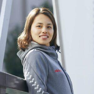 清水咲子「チームは持っている力以上のことを出せる私のエネルギー」