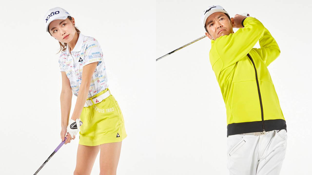 ゴルフではアドレスが重要!武藤俊憲プロ、安田祐香プロが語るアドレスの重要性とアドレス時のストレスを軽減するウェアを紹介