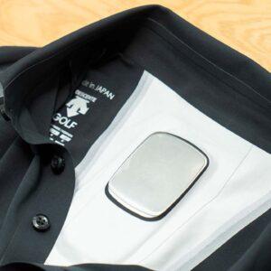 「テクノロジー×スポーツアパレル」奇跡のメーカータッグで最先端の清涼ゴルフウェアが爆誕!【ソニー REON POCKET専用ウェア誕生秘話】