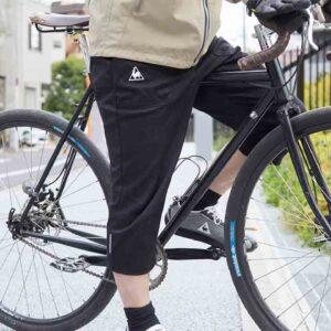【GetNaviの語らせて!】ルコックスポルティフの「グランバイク フィッタブル3/4パンツ」ってポタリングに最高じゃん!