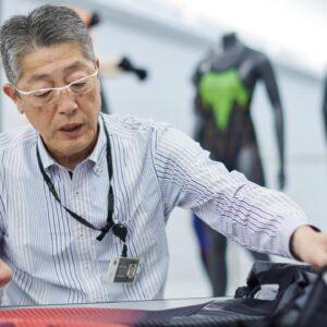 日本代表の競技用ウェアを作り続けた伝説のパタンナー。妥協を許さなかった職人の矜持とは
