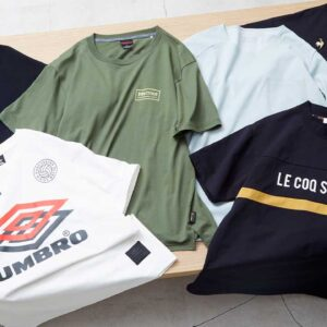 【GetNaviの語らせて!】U6,000円!夏は機能系「Tシャツ」でチルする
