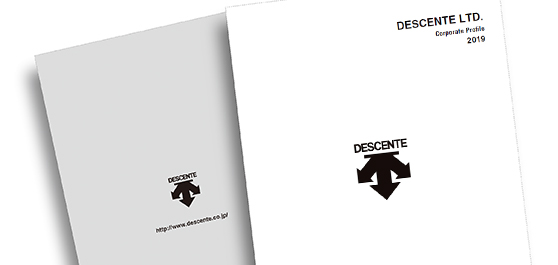 7887c5747 History - DESCENTE LTD.